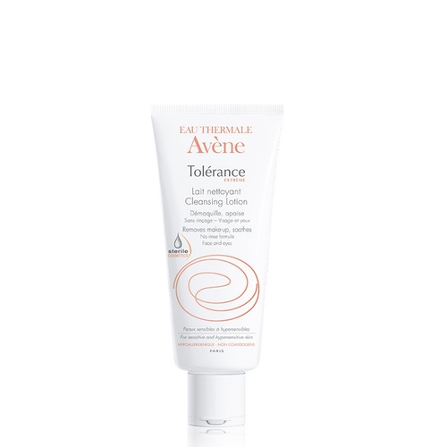 avene tolerance cleanser